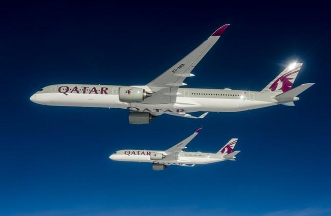 Qatar zamienia pięć A350-900 na A350-1000