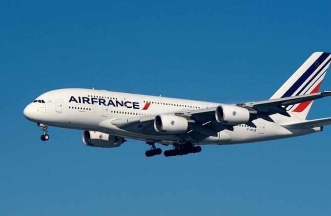 Strajk w Air France. Piloci domagają się 6-proc. podwyżek