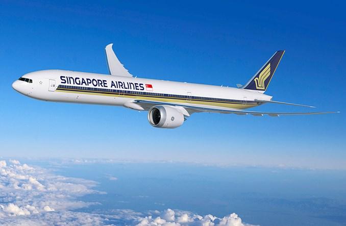 Singapore Airlines będzie latać do Perth
