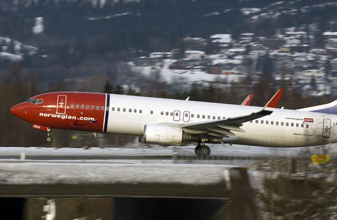Norwegian nie ustaje w próbach otwarcia dla siebie tras nad Syberią