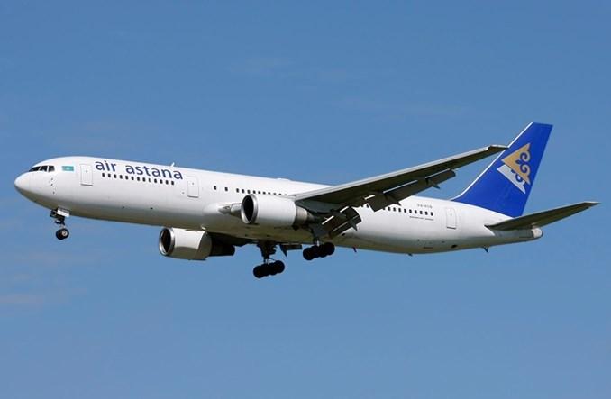 Air Astana ogłasza letni rozkład połączeń