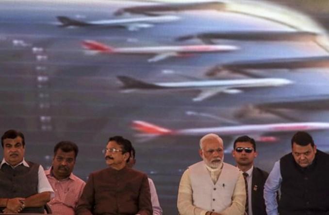 Kultowe biuro architektoniczne zaprojektuje terminal nowego lotniska dla Bombaju