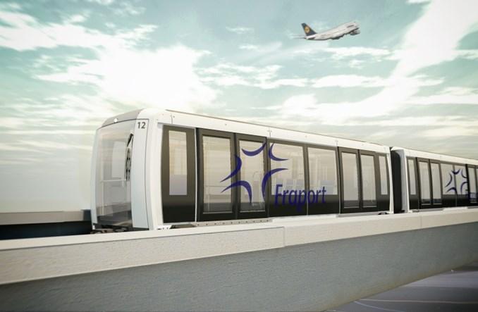 Siemens dostarczy autonomiczny system transportu osobowego na lotnisku we Frankfurcie