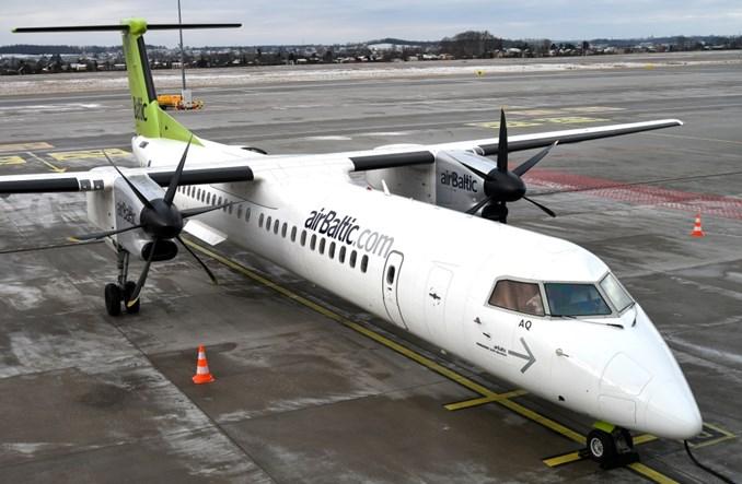 Linie airBaltic uruchomiły połączenie między Gdańskiem a Rygą