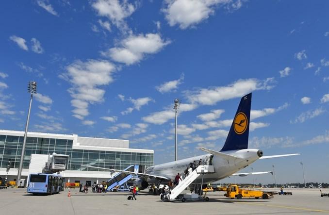Łódź liczy na rozwój. Ruszyło połączenie Lufthansy do Monachium