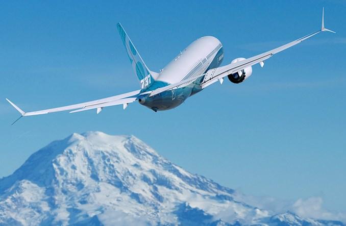 Firma leasingująca samoloty zamawia 30 Boeingów 737 MAX 8