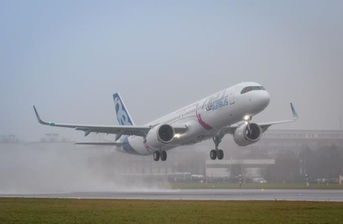 A321LR ma za sobą najdłuższy, 11-godzinny lot