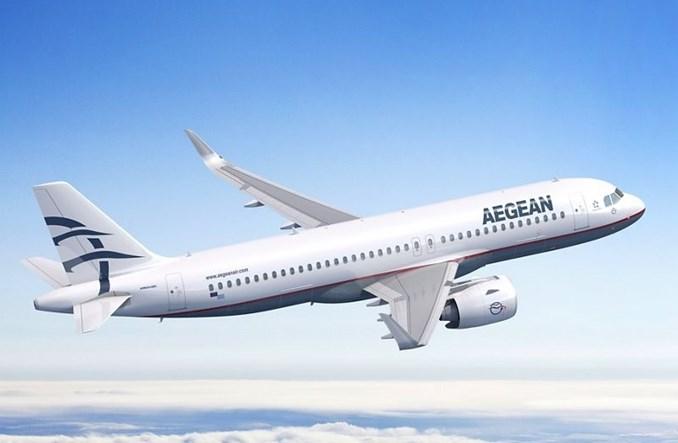 Aegean Airlines odebrały pierwszego Aibusa A320neo