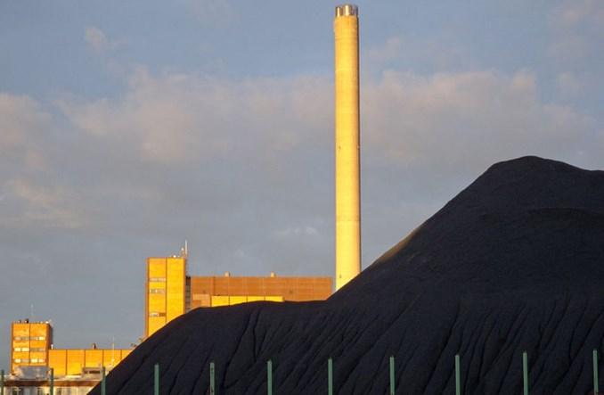 Bezzałogowce będą monitorować ilość węgla na składowiskach