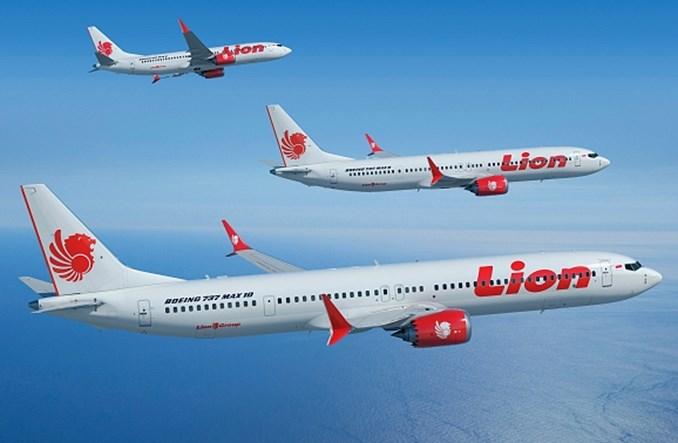 Tanie linie lotnicze z Indonezji zamówiły 50 Boeingów 737 MAX 10