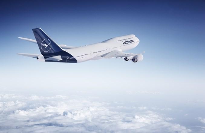 """Lufthansa: 2,5 mln pasażerów w Polsce. """"Nie odczuwamy tłoku na Okęciu """""""