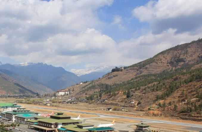 Linie lotnicze z Bhutanu kupują Airbusa