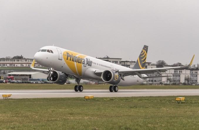 Tanie linie Primera Air polecą A321neo do Ameryki Północnej