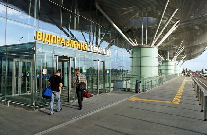 Ukraina: Rząd zatwierdził finansowanie budowanej już kolei na lotnisko Boryspol.