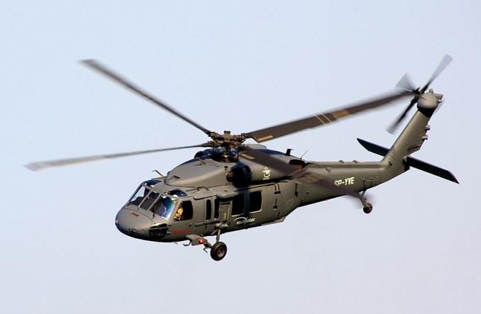 MSWiA chce kupić dwa amerykańskie helikoptery bez przetargu