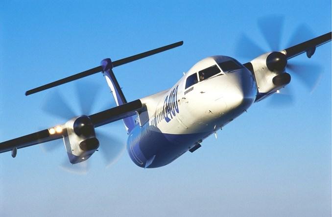 Passion Air, nowa linia z Ghany, z Bombardierami w leasingu
