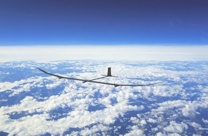 Bezzałogowiec zasilany energią słoneczną będzie mógł latać przez rok