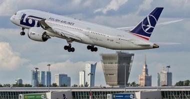 Coraz więcej lotów z i do Polski. Cztery razy przekroczono liczbę tysiąca rejsów dziennie