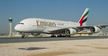Emirates uziemi 18 proc. floty. Powodem niedobór pilotów