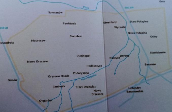 Rząd zawęził obszar pod CPK do 66 km kw. Port zajmie połowę tego terenu