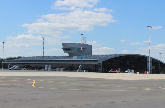 Port Lotniczy Łódź: Rekordowy kwartał, obsłużono 80 tys. pasażerów [Aktualizacja]