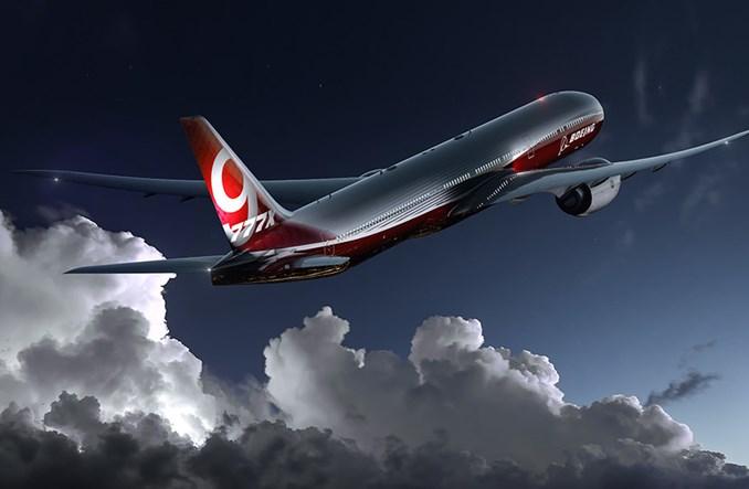 Boeing: Zielone światło dla samolotu ze składanymi skrzydłami (ZDJĘCIA)
