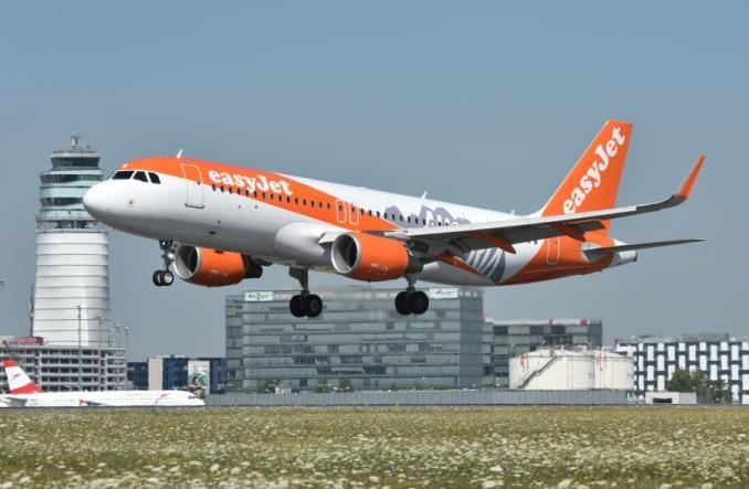 EasyJet chce latać ciszej i bardziej ekologicznie