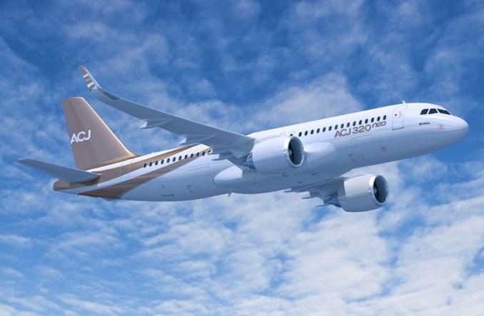 Ruszyła produkcja samolotów Airbus ACJ320neo
