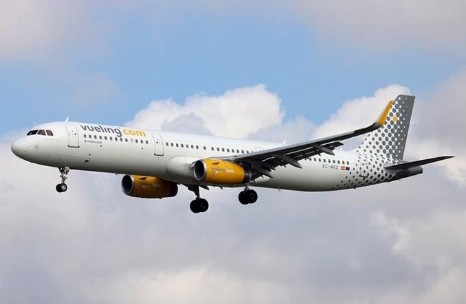 Vueling uruchamia cztery trasy z Brukseli do Hiszpanii