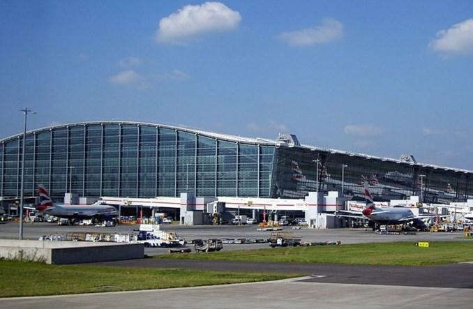 Lotnisko Heathrow z nowym połączeniem kolejowym?