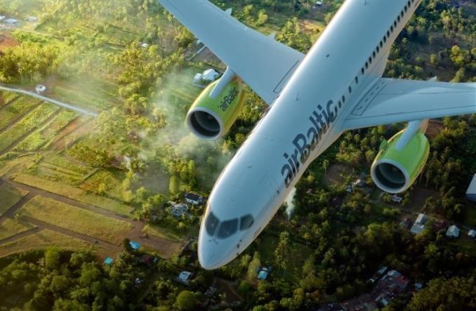 AirBaltic przyspiesza odbiór CSeries