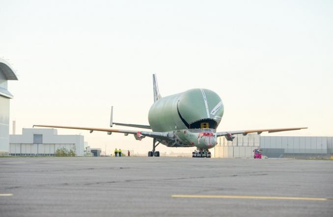 Airbus BelugaXL gotowy do pierwszego lotu