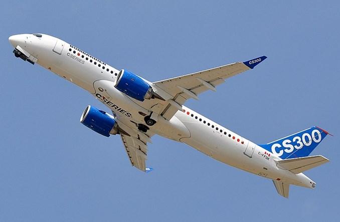 Airbus formalnie ma większość w spółce CSeries