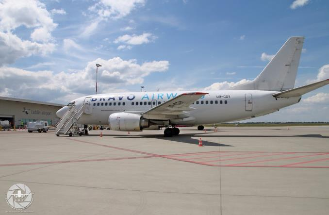 Nowy przewoźnik w Lublin Airport. Polecimy do trzech miast Ukrainy