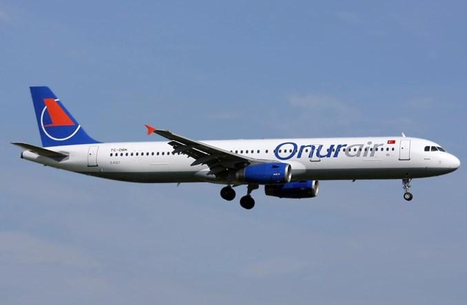 Bydgoszcz: Onur Air rozpoczyna loty do Antalyi