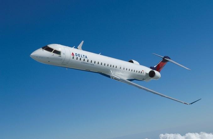 Delta Air Lines zamawiają 20 odrzutowców Bombardiera