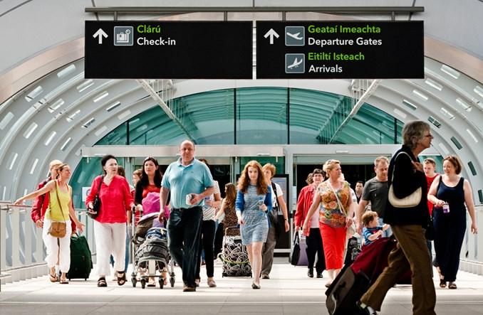 Lotnisko w Dublinie z 30 mln obsłużonych pasażerów i planem rozbudowy na najbliższe lata