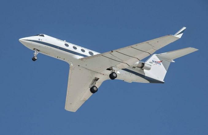 NASA pracuje nad technologią eliminującą hałas samolotów