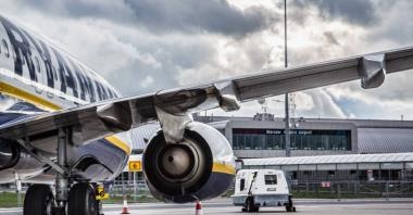 Ryanair wznawia loty z Modlina i Bydgoszczy