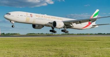 Emirates: Kibicujemy Centralnemu Portowi Komunikacyjnemu (cz. 2)