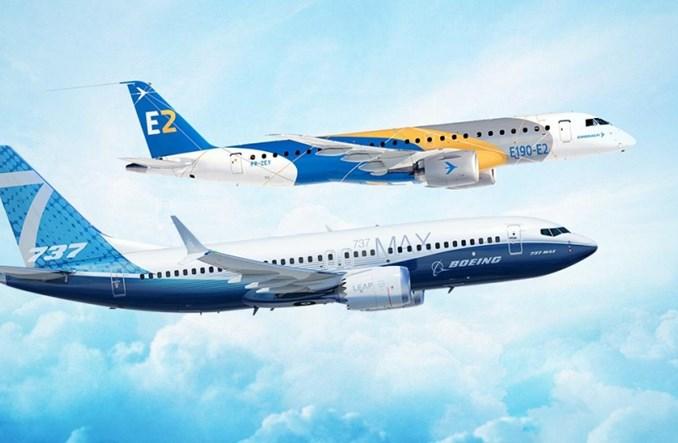Embraer oficjalnie z Boeingiem. Umowa na 4 mld dolarów