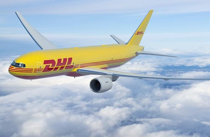 DHL zamawia 14 Boeingów 777 w wersji cargo