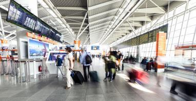 Lotnisko Chopina: 8 mln pasażerów w pierwszym półroczu 2018 roku