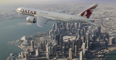 Qatar Airways finalizuje zamówienie na 5 frachtowców Boeing 777