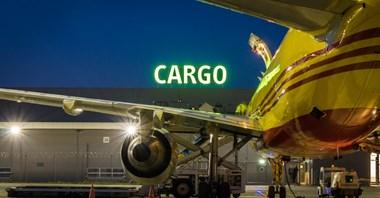 Rośnie ruch cargo w Katowice Airport