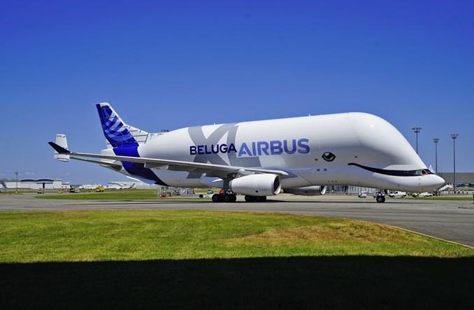 Airbus: BelugaXL dostarczona i wykonuje już rejsy cargo