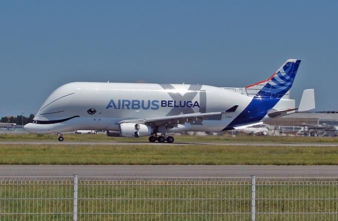 Airbus: BelugaXL z certyfikatem typu od EASA