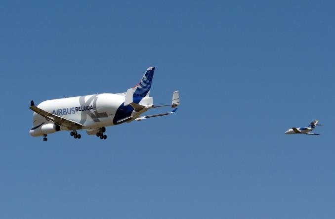 Airbus: Beluga XL rozpoczęła kampanie testów w locie