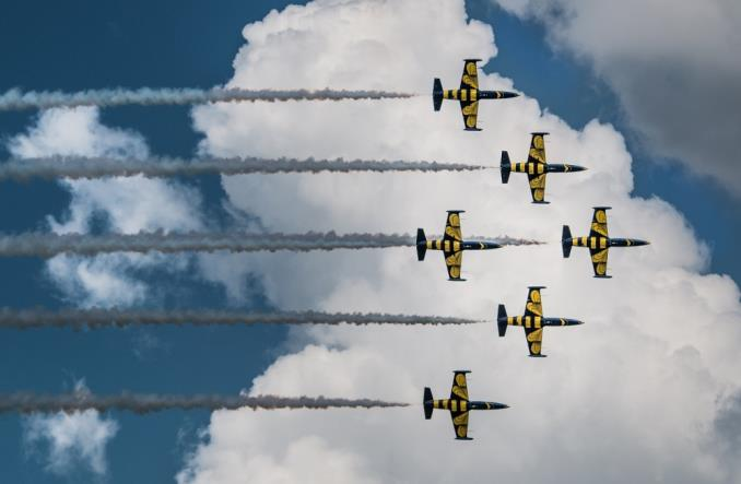 Podkarpacie świętuje 80-lecie przemysłu lotniczego