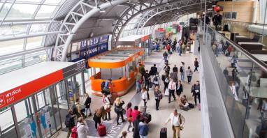 Modlin: Z tegorocznych czarterów skorzystało 92 tys. pasażerów